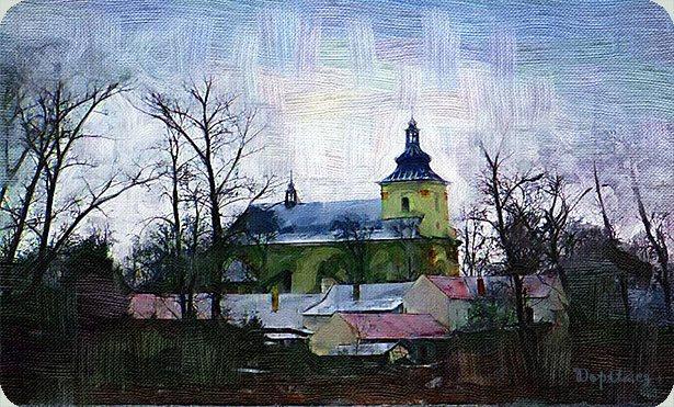 Vrahovice, kostel sv. Bartoloměje
